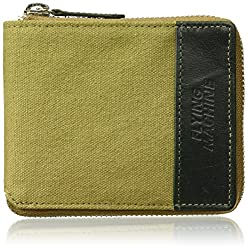Flying Machine Olive Mens Wallet (FMAW0228)