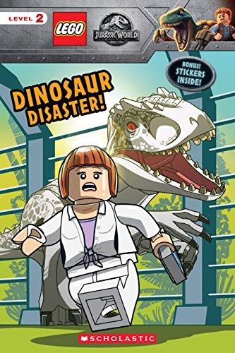 Dinosaur Disaster! Lego Jurassic World: Reader with