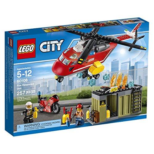 LEGO-CITY-Fire-Response-Unit-60108