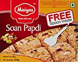 #2: Maiya's Traditional Sweet - Soan Papdi, 200g Pouch