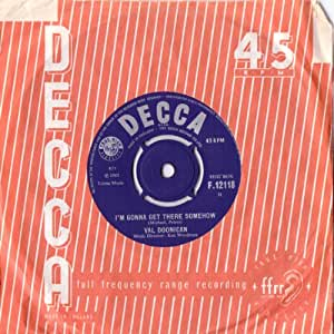 Val Doonican - I'm Gonna Get There Somehow
