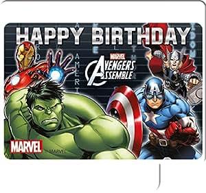 Marvel Avengers Assemble Invitations pour fête