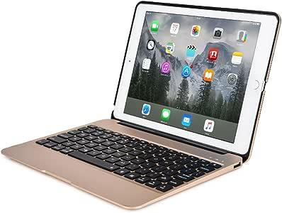 Apple iPad Air 2, iPad Pro 9.7 Hülle mit Tastatur: Amazon
