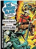 Die Sprechblase 96 , mit Prinz Eisenherz , Buffalo Bill. 1982, Das große deutsche Comic-Magazin
