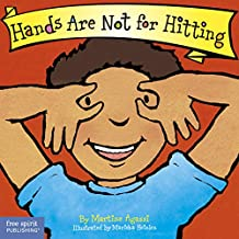 Hands Are Not for Hitting (Best Behavior) (English Edition)