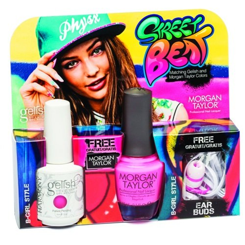 Harmony TWO OF A KIND: B-GIRL STYLE WITH FREE EARBUDS, 1er Pack (1 x 70 g)