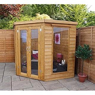 Mercia Garden Products 7x7 Corner Summerhouse