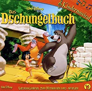 das dschungelbuch disney das dschungelbuch musik. Black Bedroom Furniture Sets. Home Design Ideas