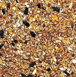 20kg Garvo 4140 Körnermischfutter mit Grit und Sonnenblumenkerne