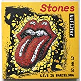 THE ROLLING STONES LIVE IN BARCELONA 2017 No Filter Tour limited edition 2CD set in cardbox