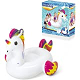 Bestway Fantasy Unicorn Rider Simdjur för barn, 150 x 117 cm, flerfärgad