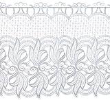 Plauener Spitze by Modespitze, Store Bistro Gardine Scheibengardine mit Stangendurchzug, hochwertige Stickerei, Höhe 36 cm, Breite 96 cm, Weiß