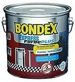 Bondex Express Farbe Plus Platinium Seidenmatt 2,5 Liter