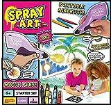 Mookie-SA1001-Spray Art Starter Set