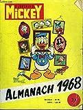 LE JOURNAL DE MICKEY - ALMANACH 1968