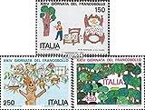 Italia 1818-1820 (completa) MNH 1982 Disegni dei bambini (Francobolli) - Prophila Collection - amazon.it