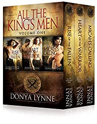 All the King's Men Boxed Set 1: Books 1-3 (English Edition)