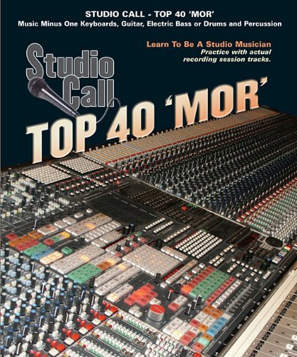 Studio Call: Top 40 'Mor': Electric Bass by Hal Leonard Publishing Corporation (Corporate Author) (1-Nov-2006) Paperback