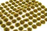 WWS Dead Grass 4mm Self Adhesive Static Grass x 100 Tufts DEA004