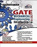 GATE Mechanical Engineering Masterpiece 2015 with 4 Mock Test CD - Deepak Pathak