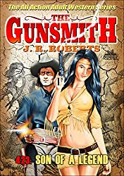 The Gunsmith 423: Son of a Legend (A Gunsmith Western)