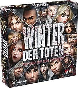 Asmodee HE735 Winter Der Toten - Juego de Mesa (Contenido en alemán)