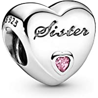 Pandora Charm cœur Sister 791946PCZ