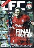 LFC Liverpool football magazine No 196 May 2006 LUIS GARCIA poster