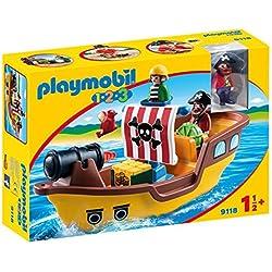 Playmobil 1.2.3 9118 figura de construcción - figuras de construcción (Multicolor, Playmobil, 1,5 año(s))