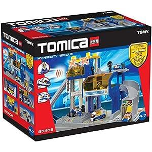 Tomy - 85406 - Tomica - Coffret PC de Police Hypercity Rescue