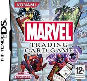 Marvel Trading Card Game (Nintendo DS): Amazon.co.uk: PC