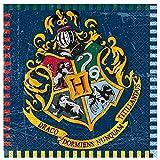PARTY DISCOUNT® Servietten Harry Potter, 33 cm, 16 Stück