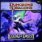 Wizards Of The Coast Legend of Drizzt Boardgame 355940000