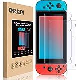 Nintendo Switch Screen Protector, XINRUISEN 2Pack Tempered Glass Screen Protector for Nintendo Switch, Protective Glass Saver
