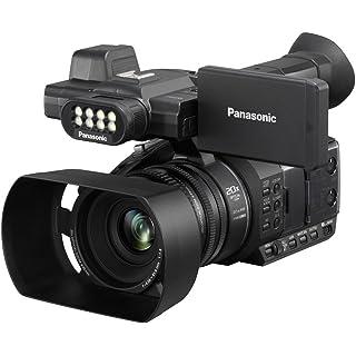 Panasonic HC PV100GW Professional Camcorder  Black