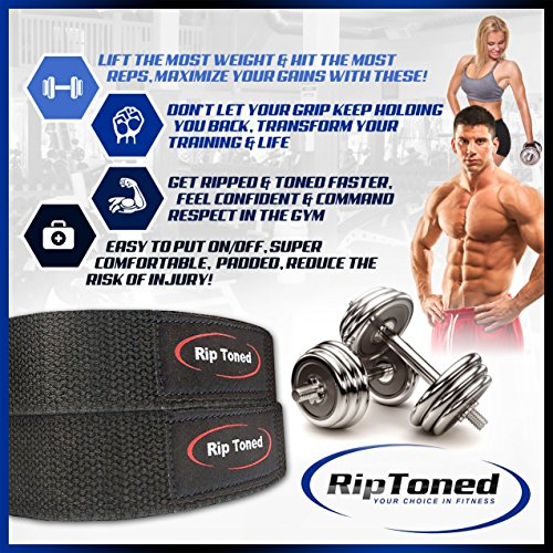 Lifting Straps + – Wraps
