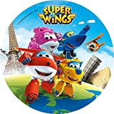 Tortenaufleger Super Wings 01