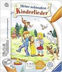tiptoi® Meine schönsten Kinderlieder tiptoi® Bilderbuch: Cee Neudert, Kerstin M. Schuld