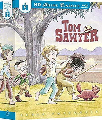 Tom Sawyer - Intégrale BLURAY [Blu-ray]