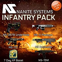 PlanetSide 2 - Nanite Systems Infantry Pack [Online Game Code]