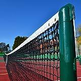 Tennisnetz für Doppel