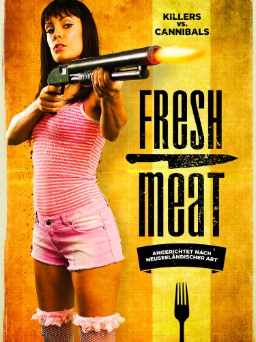 Fresh Meat (2012) Cover
