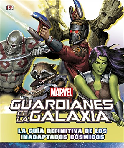 Guardianes de la galaxia (MARVEL)