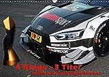 4 Ringe - 3 Titel DeutscheTourenwagenMasters (Wandkalender 2018 DIN A3 quer): Audi schreibt Motorsport-Geschichte! (Monatskalender, 14 Seiten ) (CALVENDO Sport)