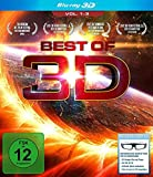 Best of 3D - Das Original, Vol. 1-3 [Blu-ray 3D] -