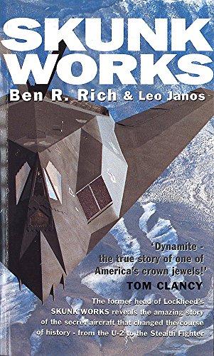 Skunk Works: A Personal Memoir of My Years at Lockheed por Leo Janos