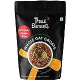 True Elements Whole Oat Groats 1kg - Gluten Free Oats, Whole Oats, Diet Food