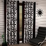 Home Sizzler Set of 4 Door Curtains - 7 ...