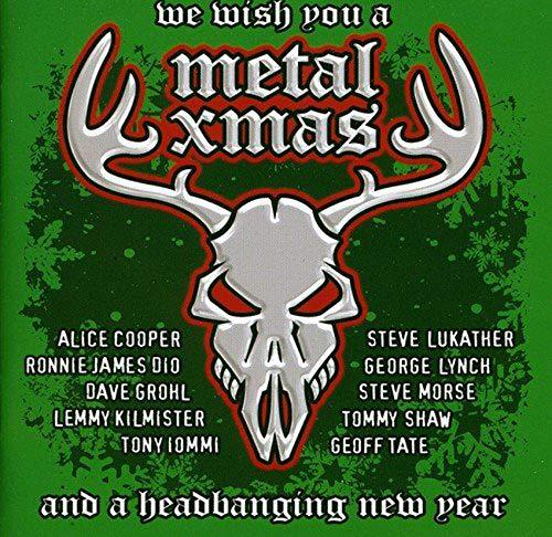 We Wish You a Metal Xmas-2011 Ed...
