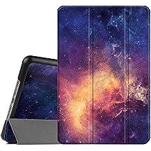 Fintie iPad mini 4 Funda - Ultra Slim Fit Smart Case Funda Carcasa con Stand Función y Auto-Sueño / Estela para Apple iPad mini 4 (2015 Versión), Galaxy